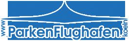 Parken Flughafen Köln Logo